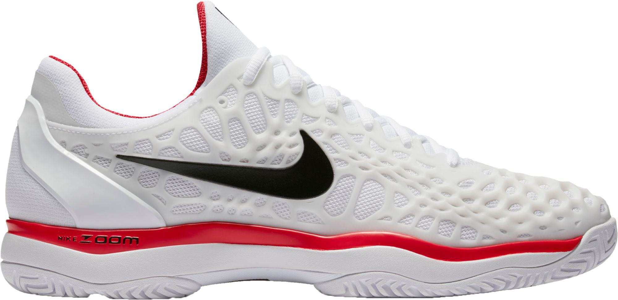 1dcc41d5721c Lyst - Nike Zoom Cage 3 Tennis Shoes in White for Men