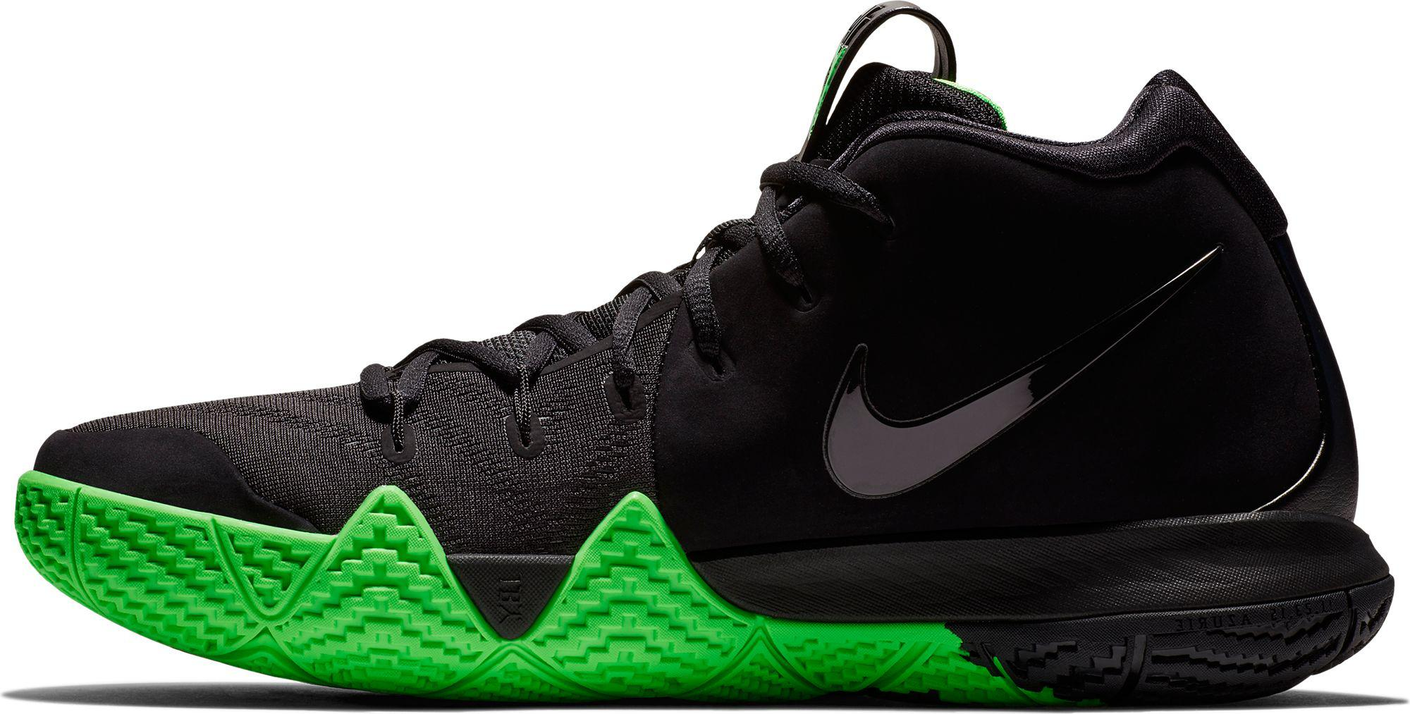 new styles 976fc c6db8 Nike - Green Kyrie 4 Basketball Shoes for Men - Lyst