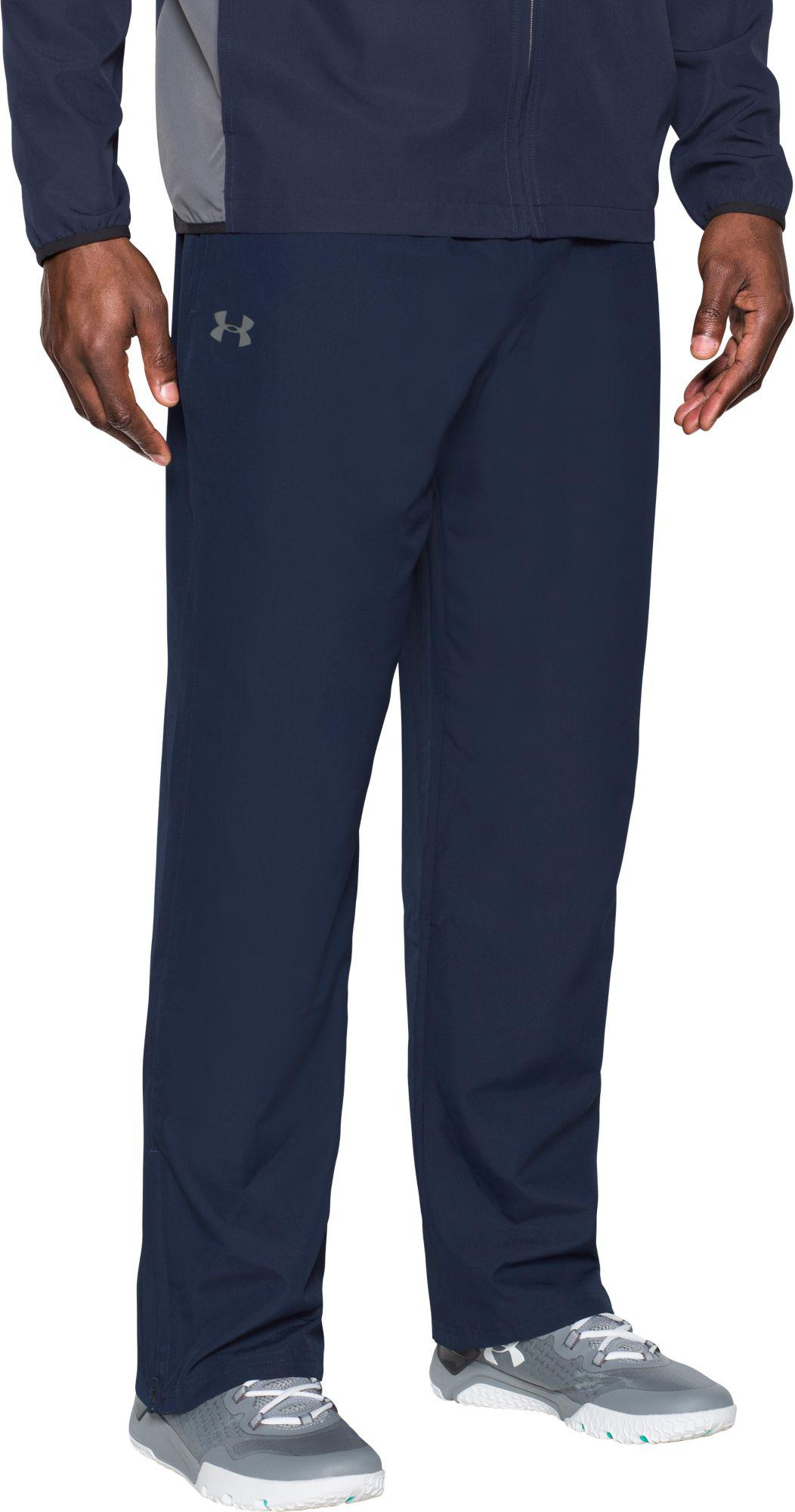 1d570ad77649 Lyst - Under Armour Vital Warm-up Pants in Blue for Men