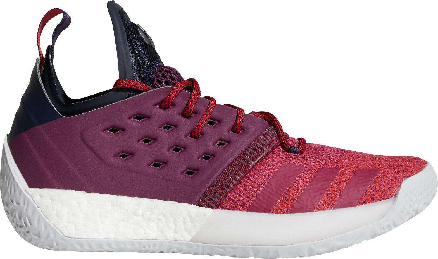 99d11fa315cf0f Adidas - Multicolor Harden Vol. 2 Basketball Shoes for Men - Lyst