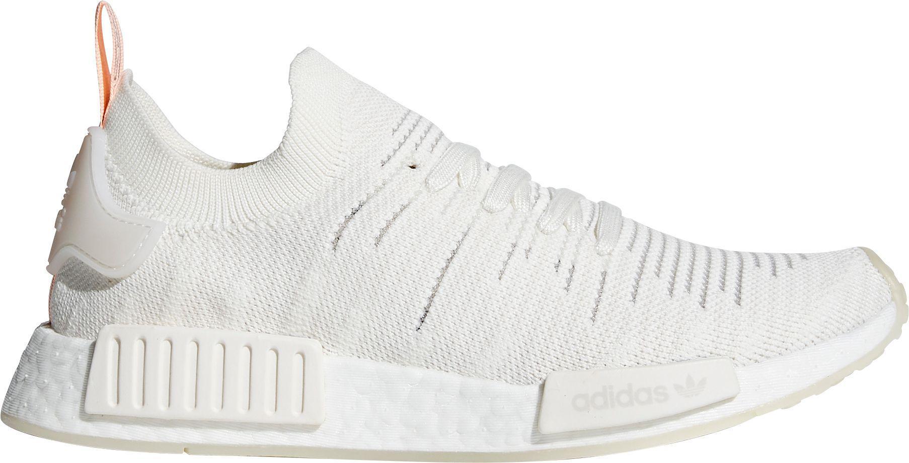 54961176f5868 Lyst - adidas Originals Nmd r1 Stlt Primeknit Shoes in White
