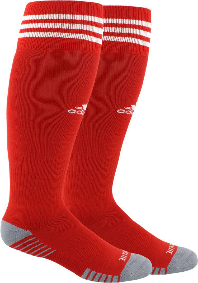 dc9bf9636c83 Lyst - adidas Copa Zone Cushion Iv Otc Socks in Red for Men