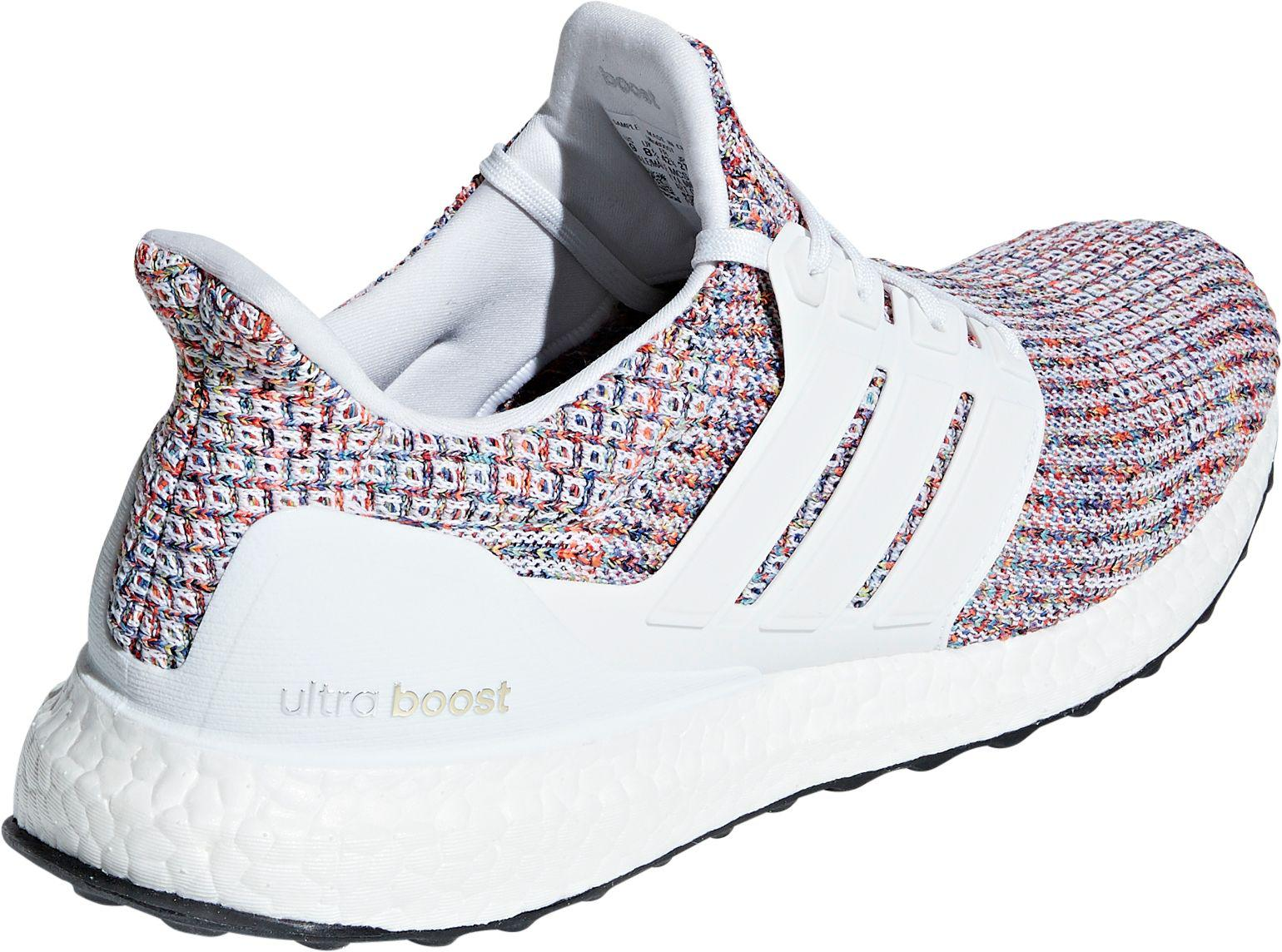 695cc89264d Adidas - Multicolor Ultra Boost Running Shoes for Men - Lyst