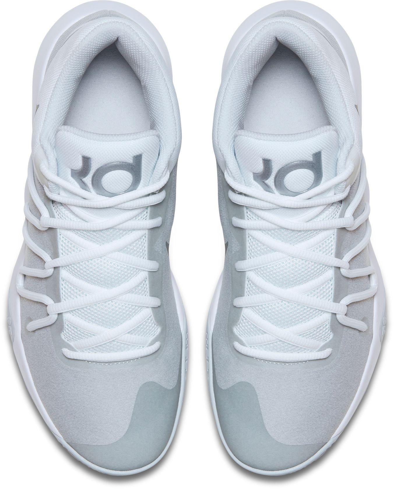 factory price 107a7 5a20f Lyst Nike Kd Trey 5 V Basketball Shoes In Gray For Men