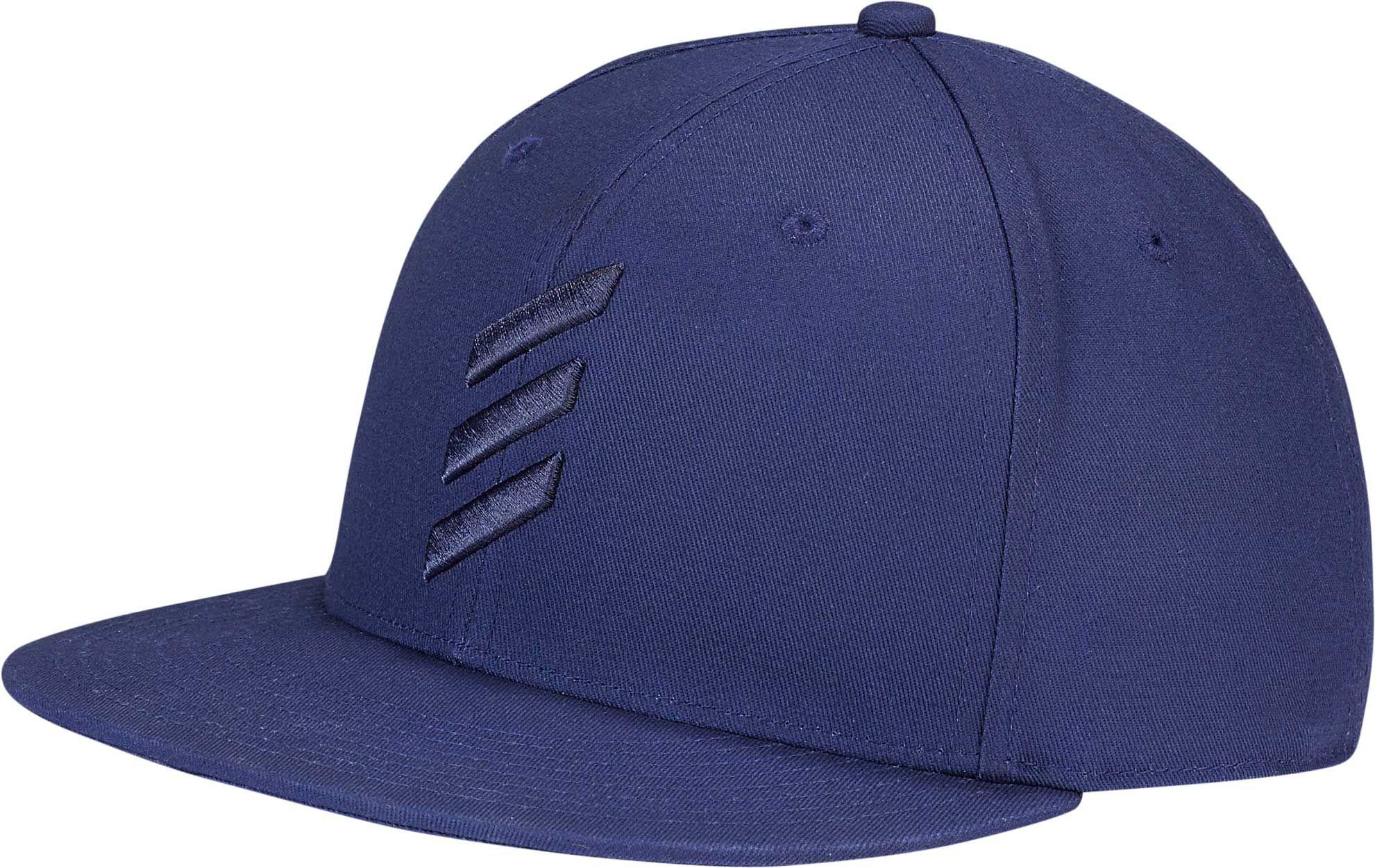 d3dc15e1 adidas Adicross Flat Brim Golf Hat in Blue for Men - Lyst