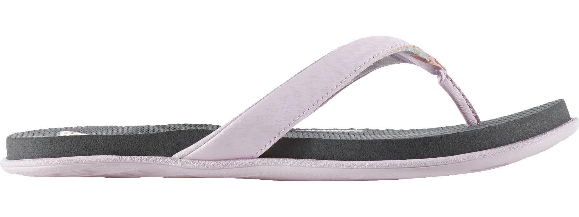 e9f9c0ec8 Lyst - adidas Cloudfoam One Thong Sandals in Gray