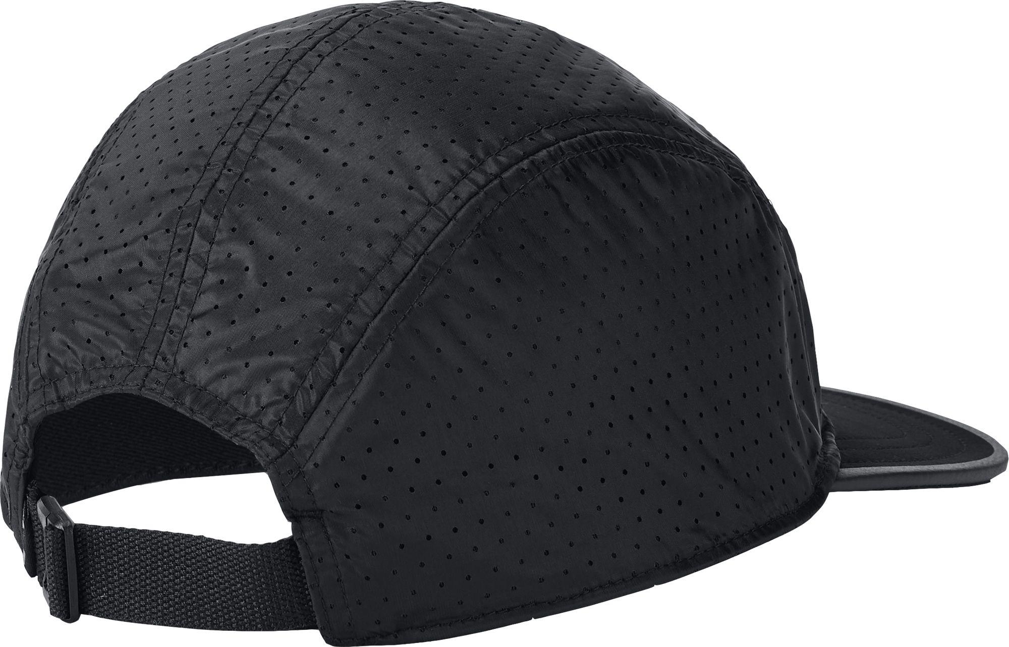 e3ab3617446 Under Armour - Black Windbreaker Camper Cap for Men - Lyst. View fullscreen
