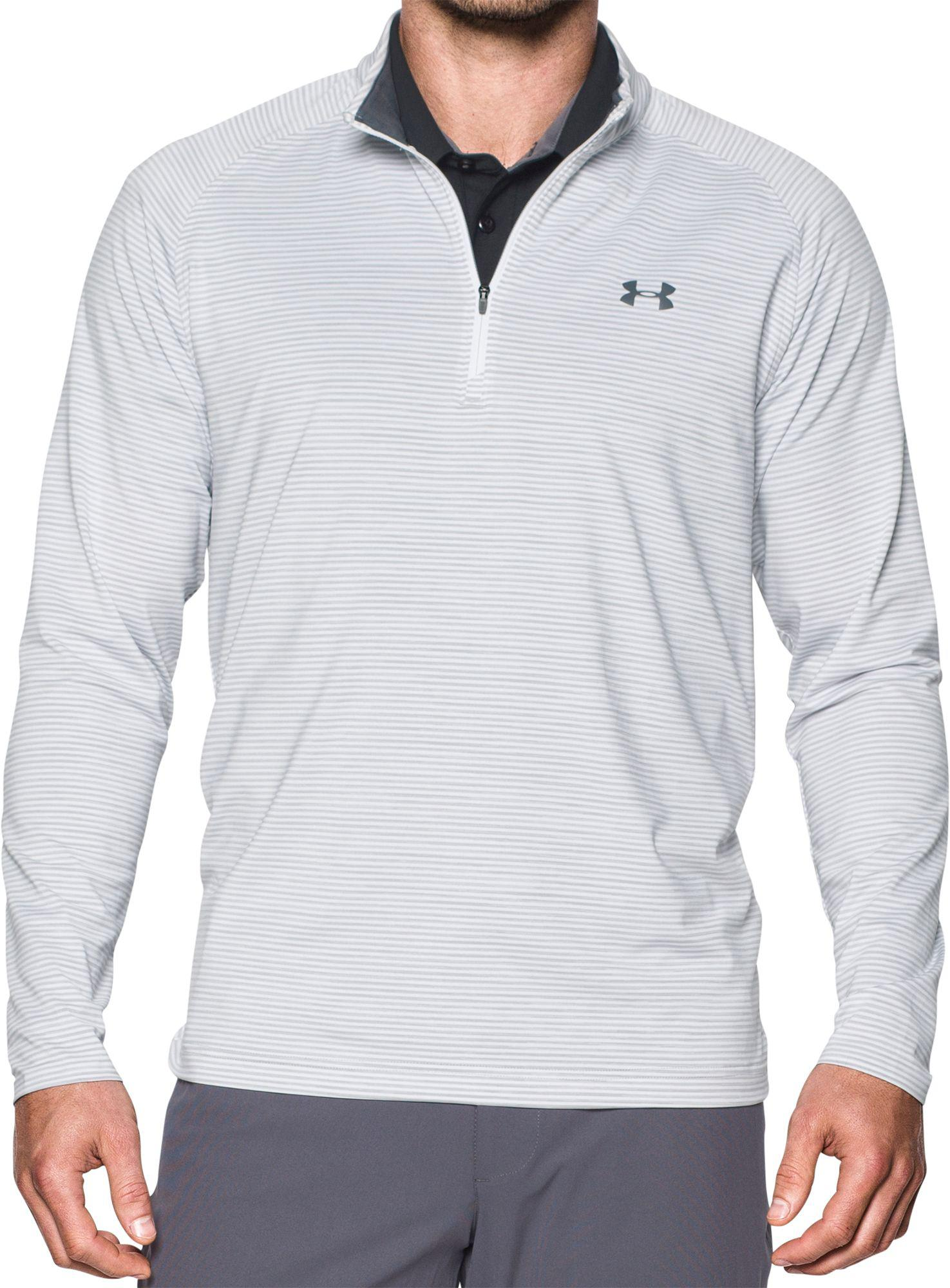 1fc700f472f Under Armour - Multicolor Playoff Golf 1 4-zip for Men - Lyst