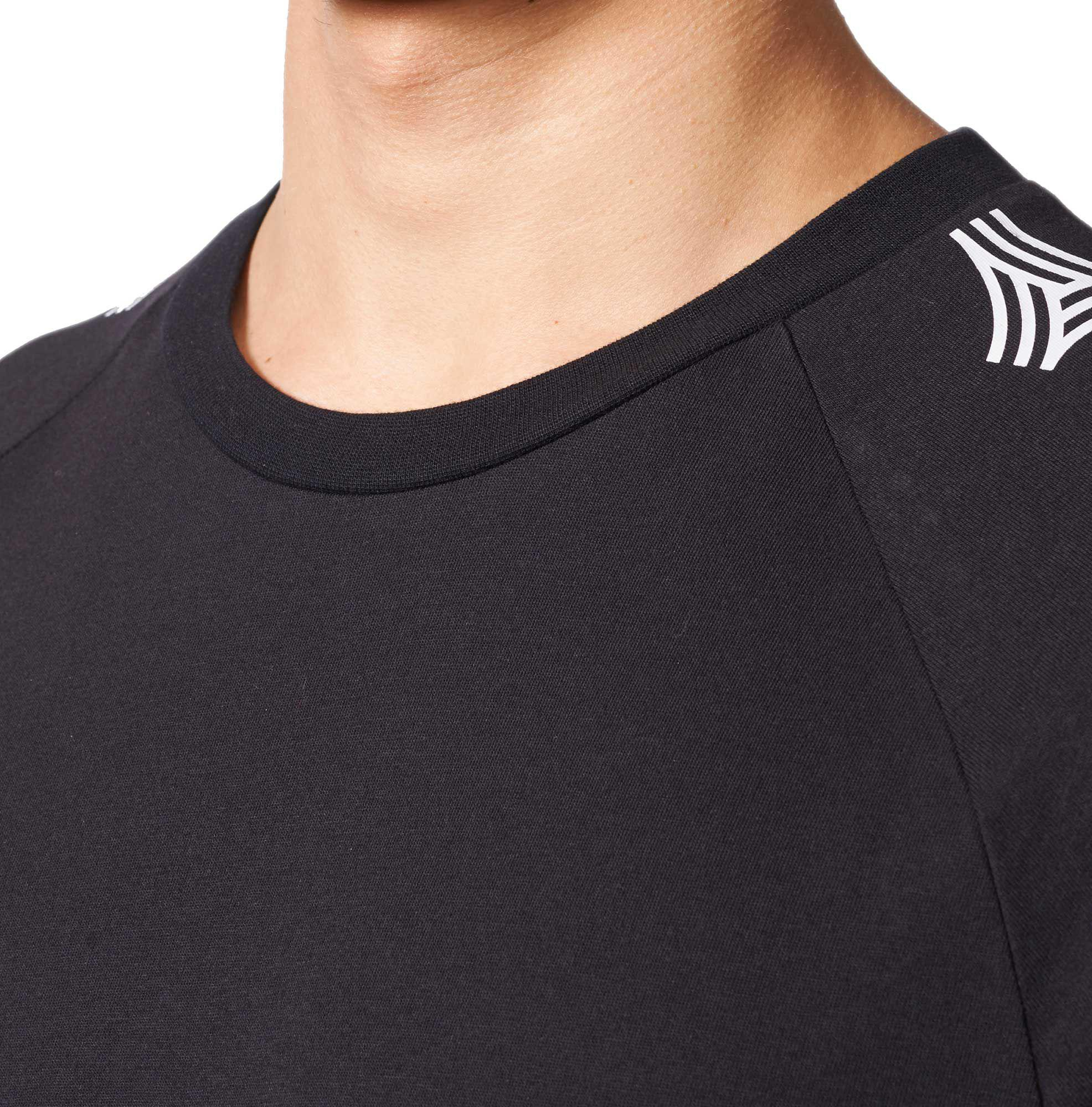 bc262397 adidas Tango Cage Long Sleeve T-shirt in Black for Men - Lyst