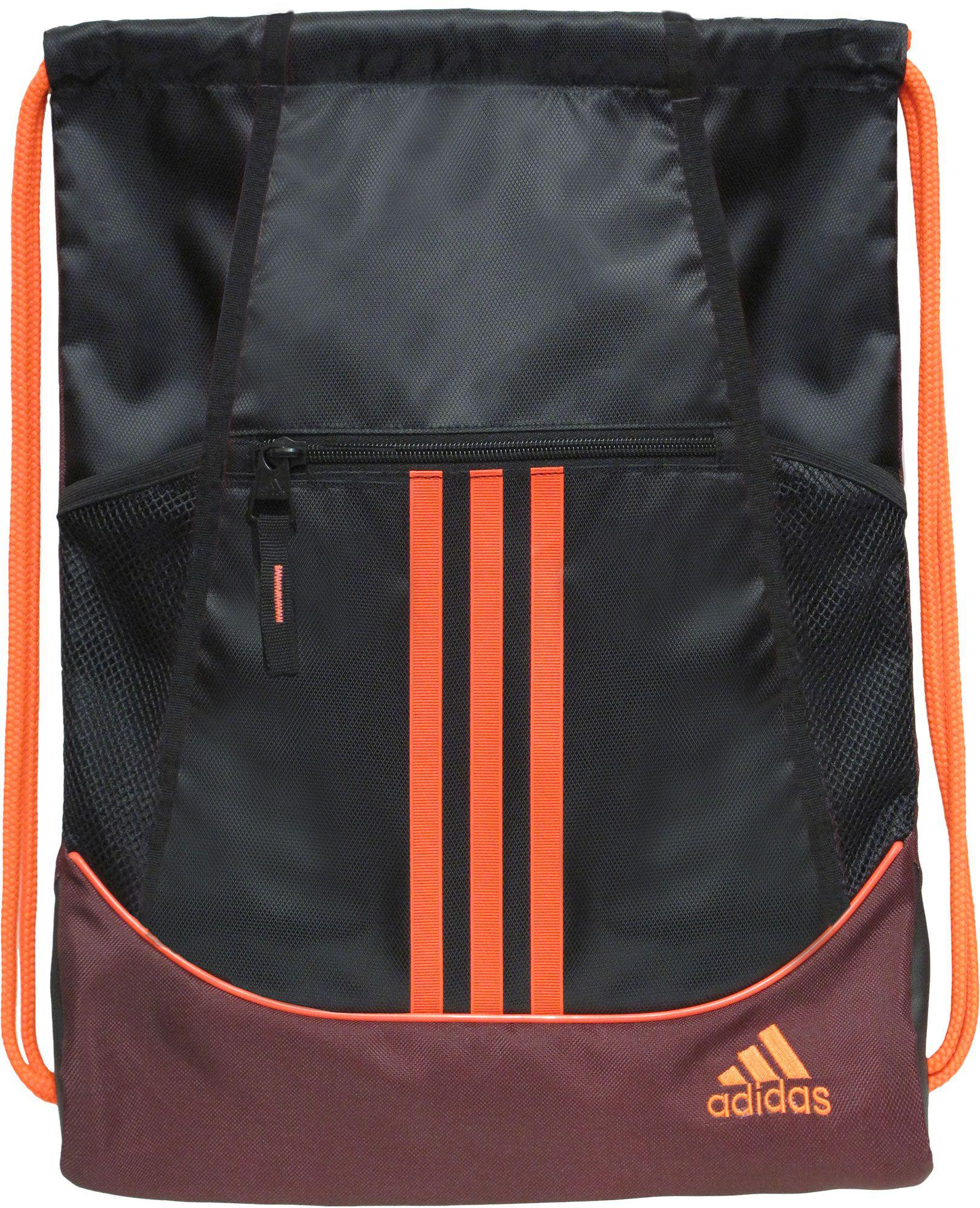 6681eea30 Lyst - adidas Alliance Ii Sack Pack in Red for Men