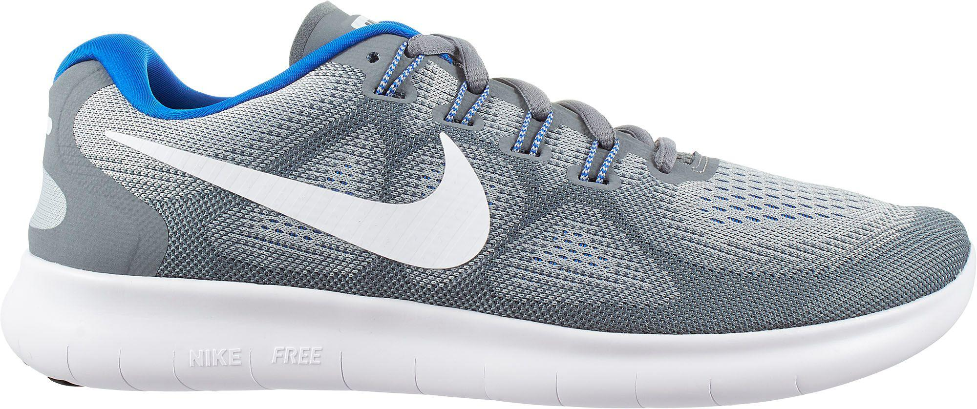 8553fe9839ed Lyst - Nike Free Rn 2017 Running Shoes in Blue for Men