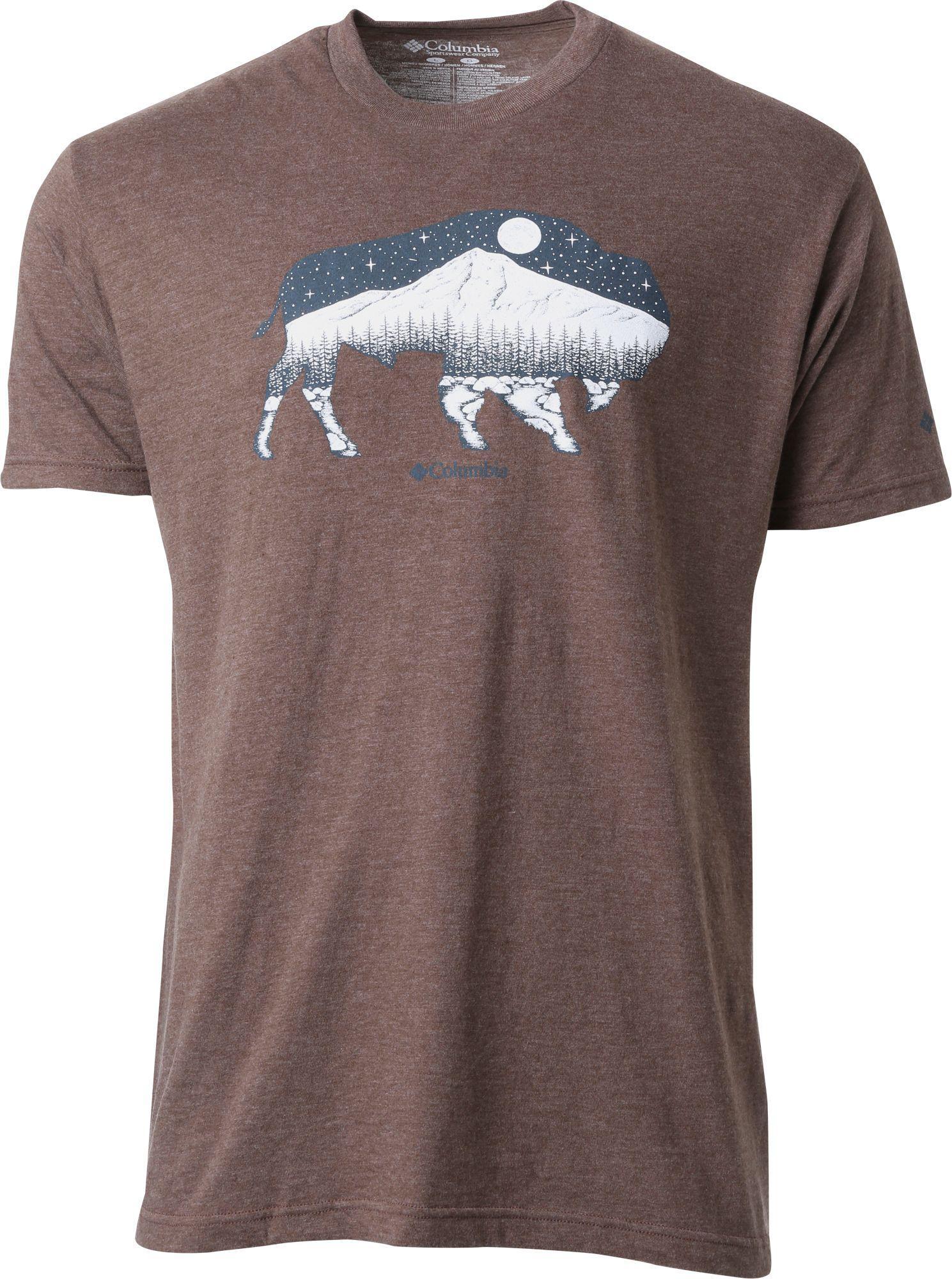 04f76b7ea Lyst - Columbia Rigel T-shirt for Men