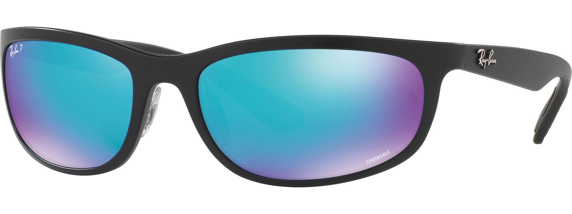 31bc2e249d Ray-Ban - Blue Rb4265 Chromance Polarized Sunglasses for Men - Lyst. View  fullscreen