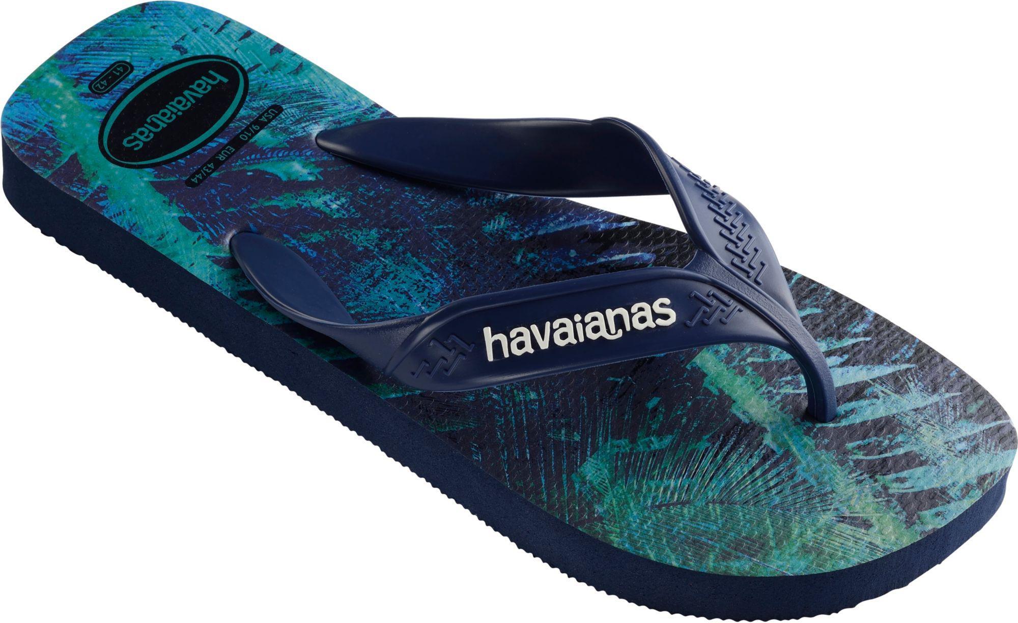 5189764134a34 Lyst - Havaianas Surf Pro Flip Flops in Blue for Men