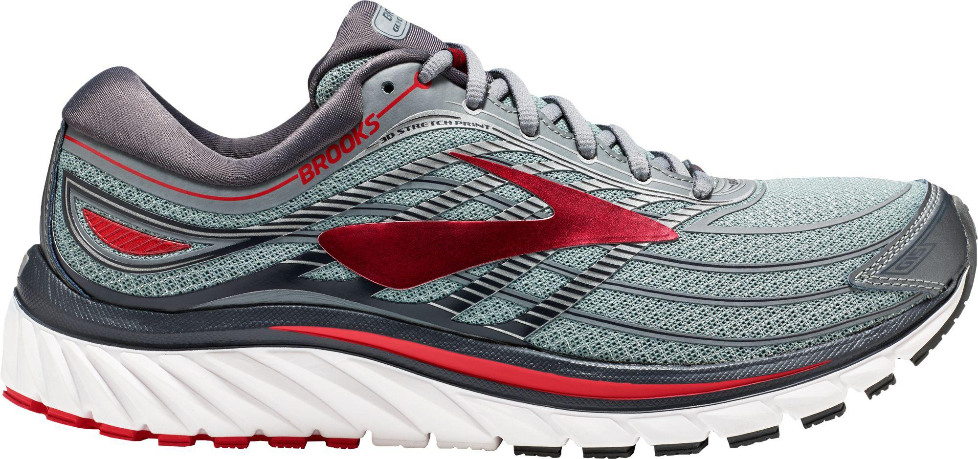de9248d87a3 Lyst - Brooks Glycerin 15 Running Shoes in Gray for Men
