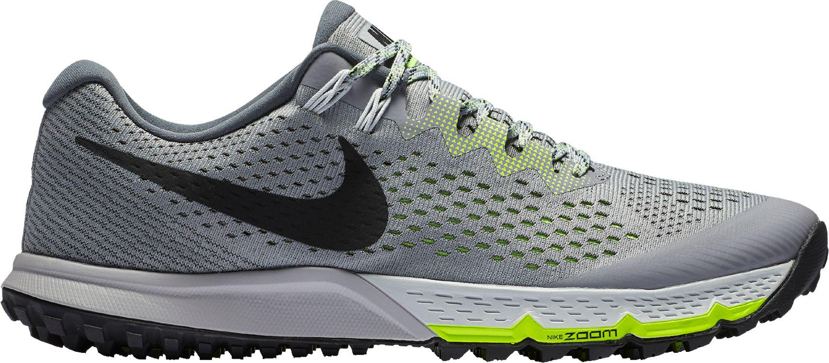 2641e7d4337 Lyst - Nike Air Zoom Terra Kiger 4 Trail Running Shoes in Black for Men