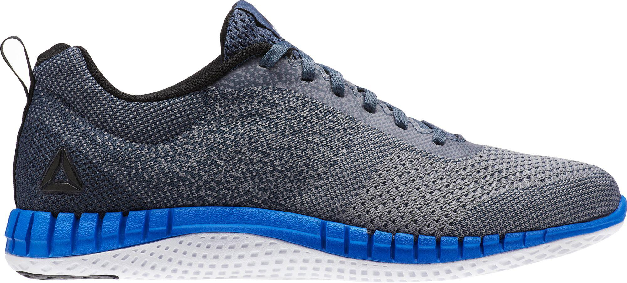 b4b82289e4e313 Lyst - Reebok Print Run Prime Ultraknit Running Shoes in Blue for Men