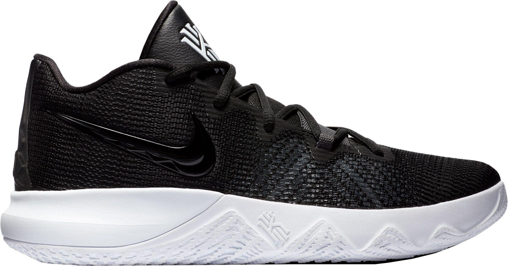 e1c9f3beee5 ... low price nike black kyrie flytrap basketball shoes for men lyst 42d59  c0f86