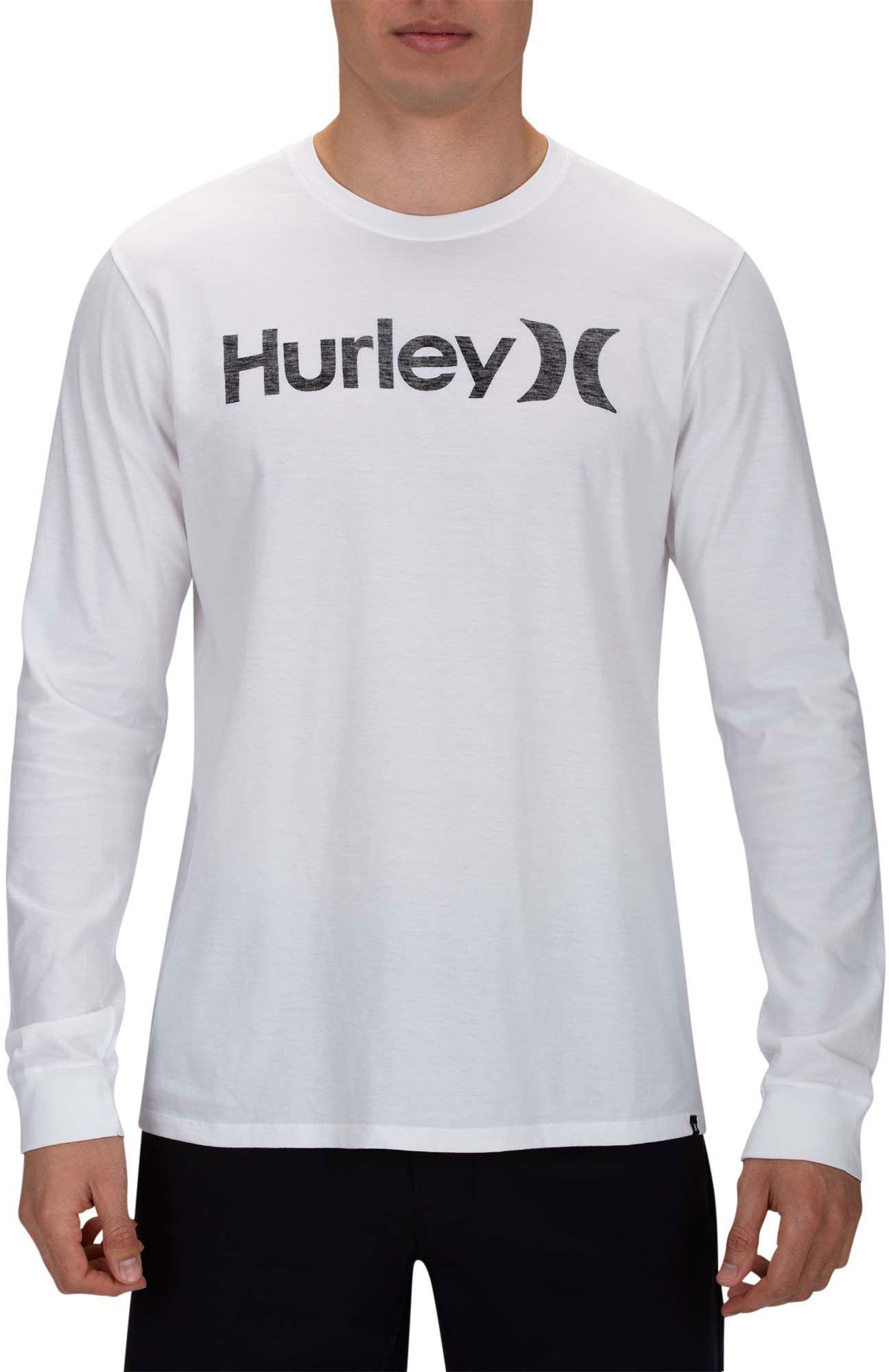 f3dacfd6 Lyst - Hurley One & Only Long Sleeve Sun Protection Rashguard in ...