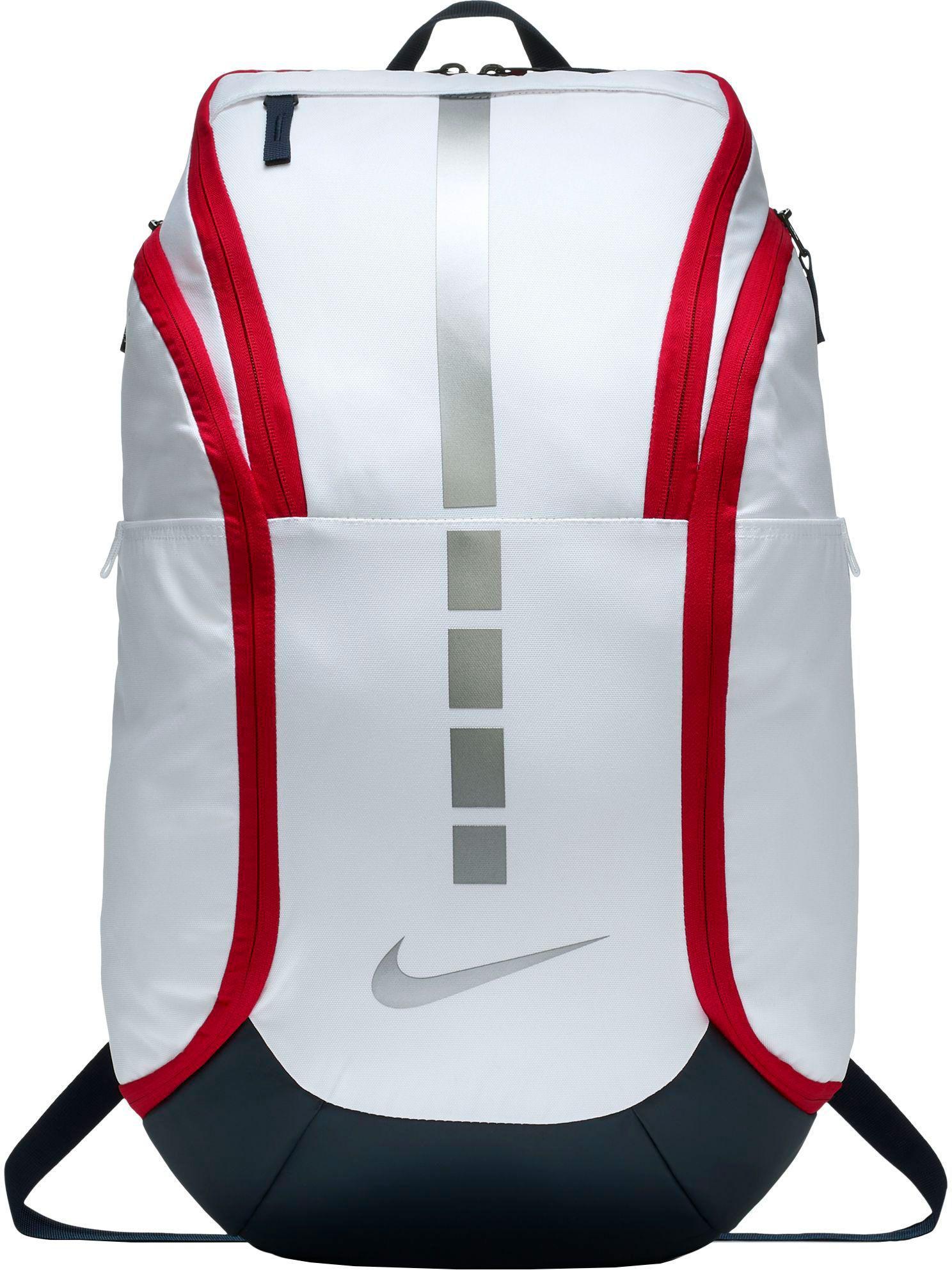 Lyst - Nike Hoops Elite Pro Basketball Backpack in White for Men 6e20aeaebe