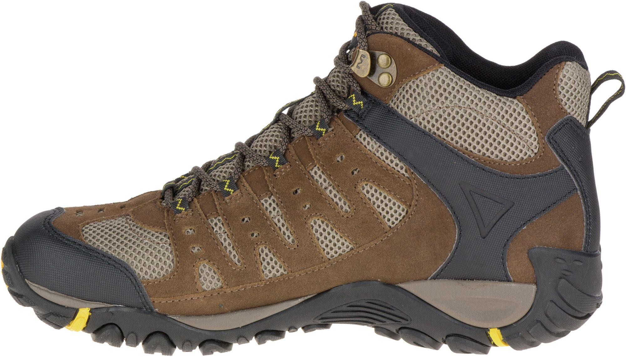 8c0cf2fb099 Merrell Multicolor Accentor Mid Waterproof Hiking Boots for men