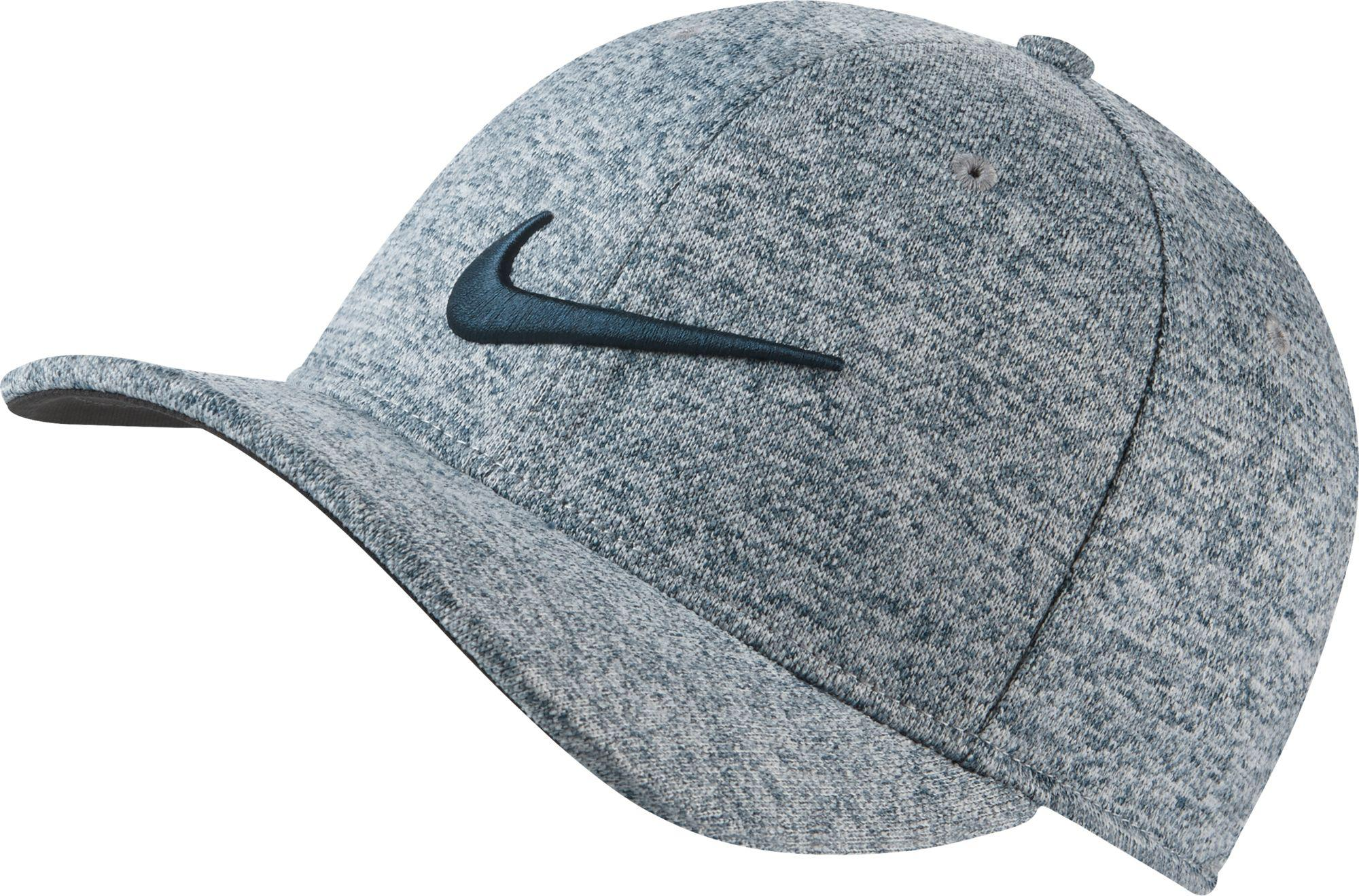faabf4b8b955b Lyst - Nike Aerobill Classic99 Heather Golf Hat in Blue for Men