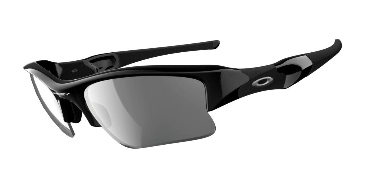 8976c7aaf7 Lyst - Oakley Flak Jacket Xlj Sunglasses in Black for Men
