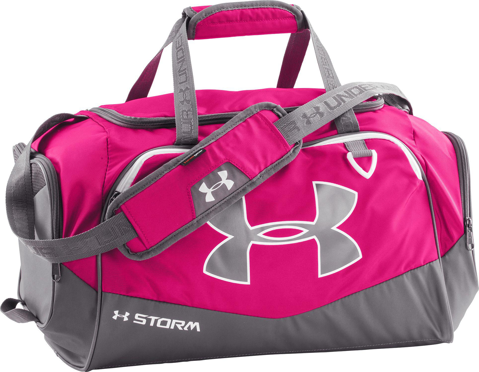 Lyst - Under Armour Undeniable Small Duffle Ii Bag in Pink for Men e68078837b337