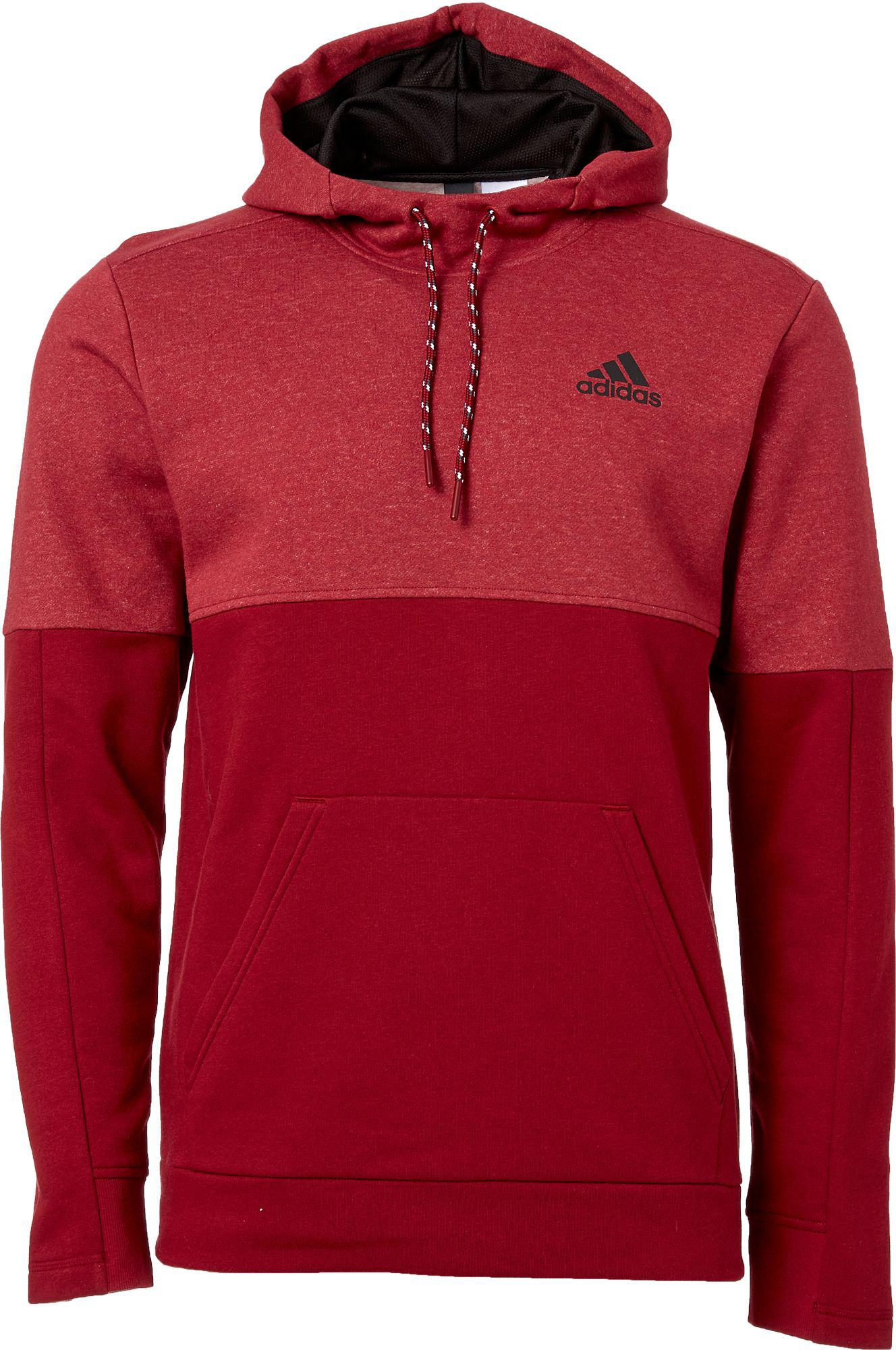 Post Adidas Game Lyst Hoodie For Men Red In CwqxUvd5
