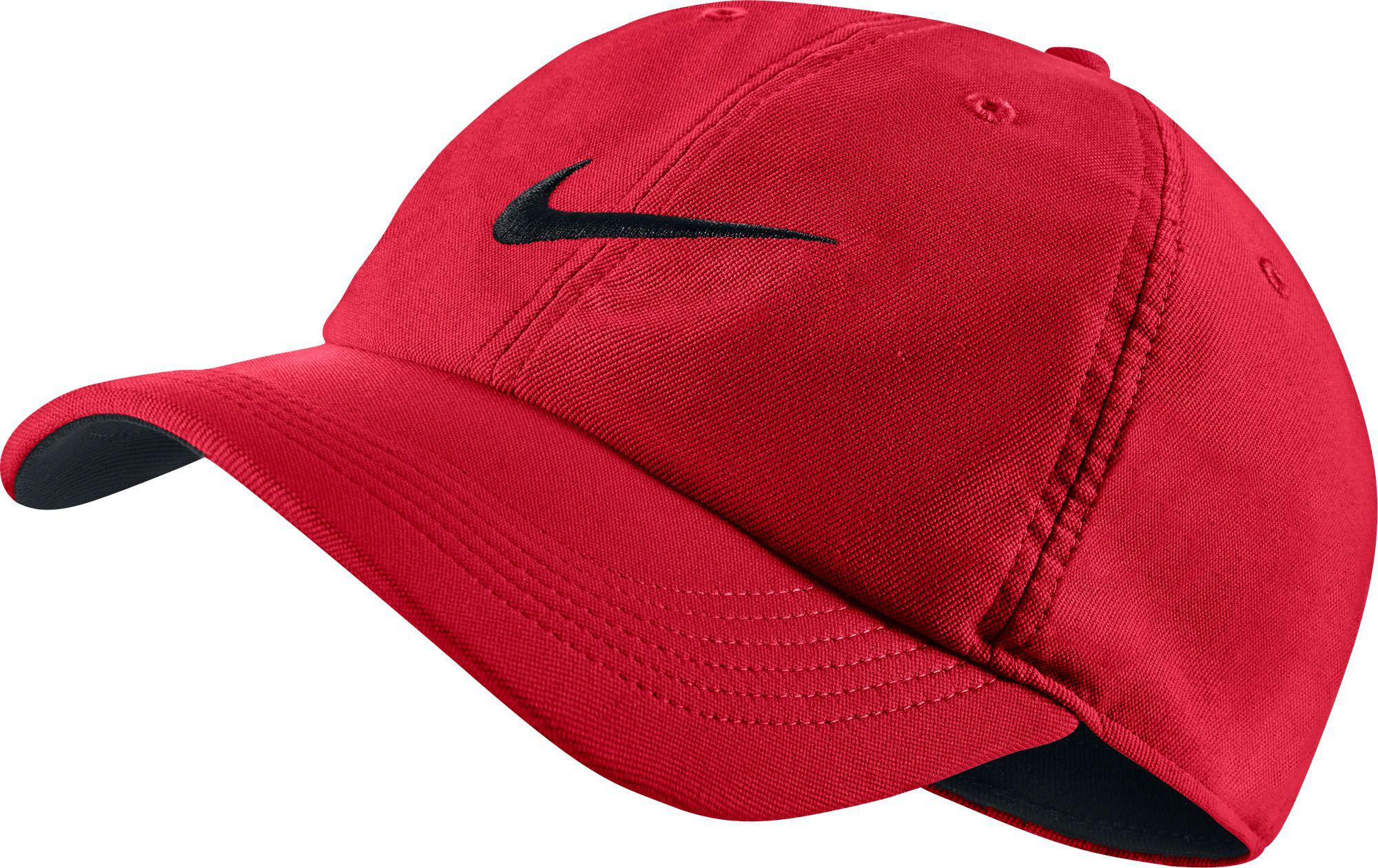 d5586a555cda4 ... where to buy nike red twill h86 adjustable hat for men lyst df562 96e7d