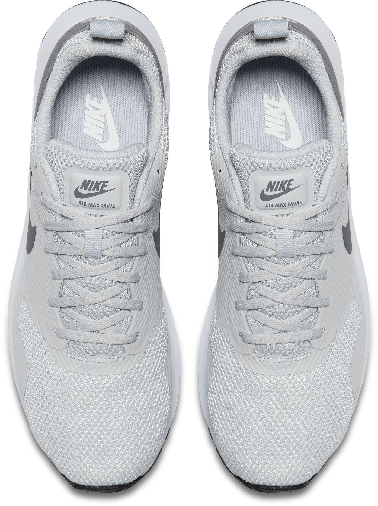 63da914f34 Lyst - Nike Air Max Tavas Shoes in White for Men