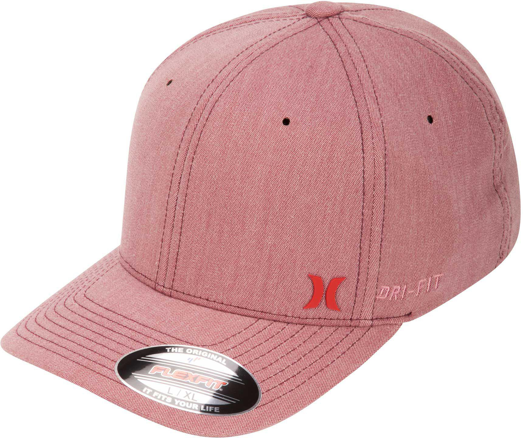 pretty nice 057a1 22e68 ... free shipping lyst hurley dri fit flow flexfit hat in pink for men  7a28c 7292a