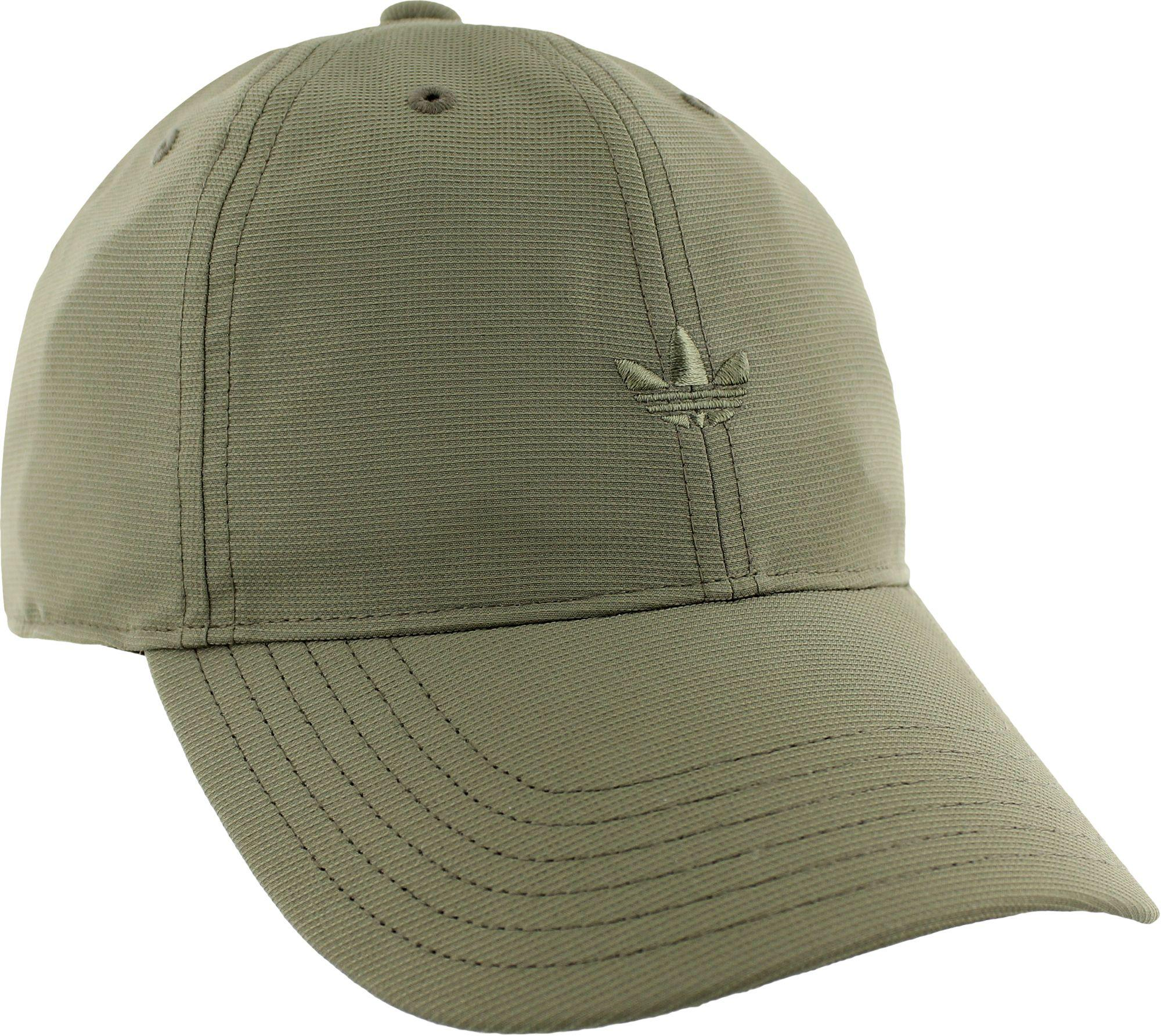2c569d54 ... closeout lyst adidas originals originals relaxed modern cap in green  for men 0fdc4 b598f