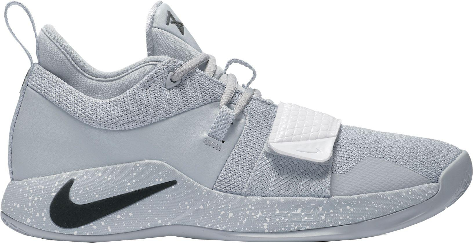 6f5e3ec3077 Nike Pg 2.5 Tb Basketball Shoes in Gray for Men - Lyst