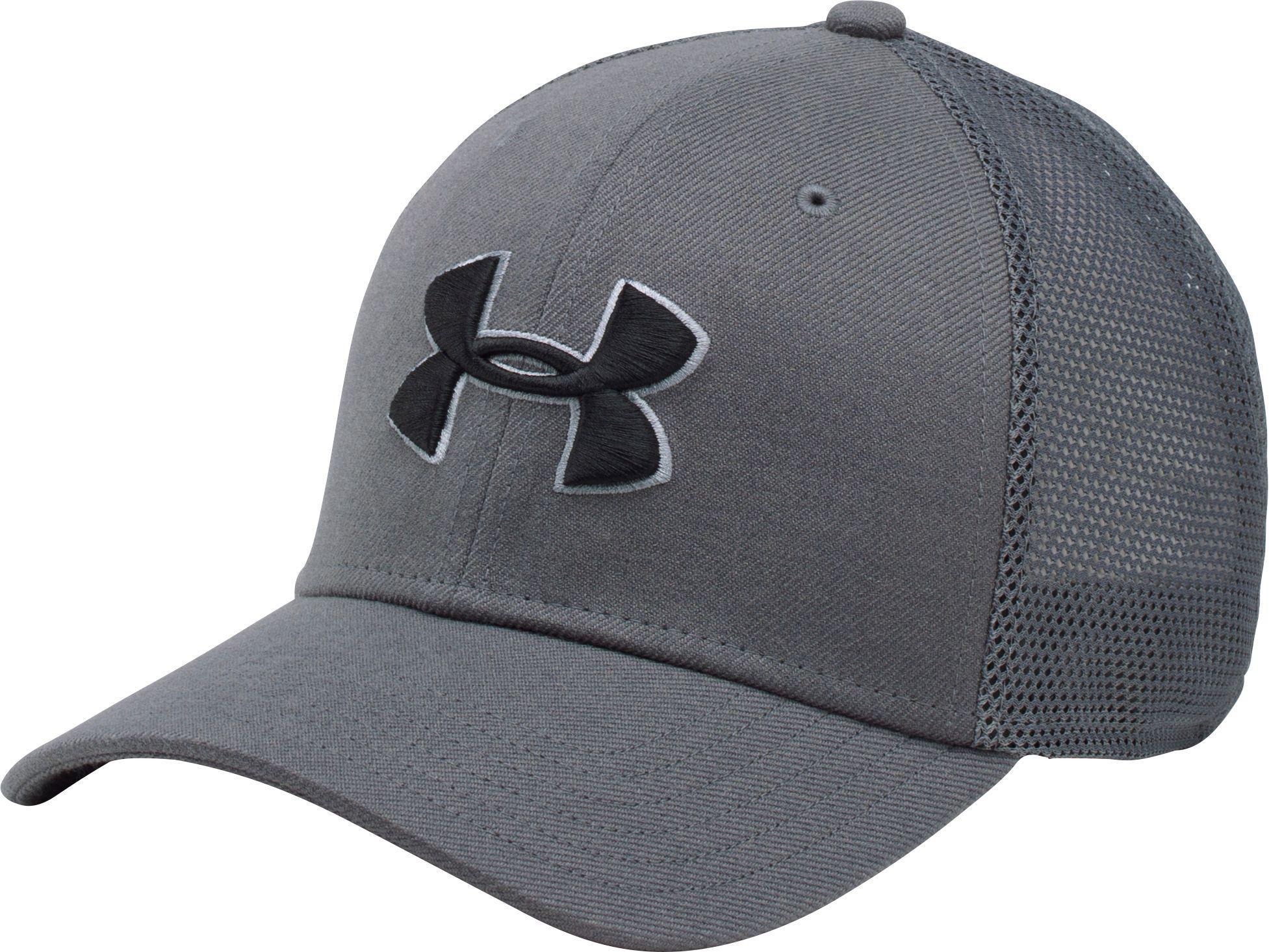 Lyst - Under Armour Closer Trucker Hat for Men f22c693a5580