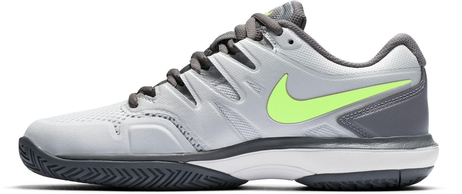 cdc58fb9131b Nike - Gray Court Air Zoom Prestige Hard Court Tennis Shoe - Lyst. View  fullscreen