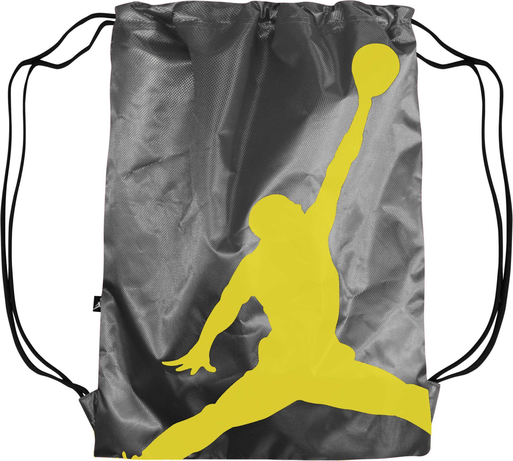 Lyst - Nike Iso Gym Sack in Black for Men b506ce9b9f80c