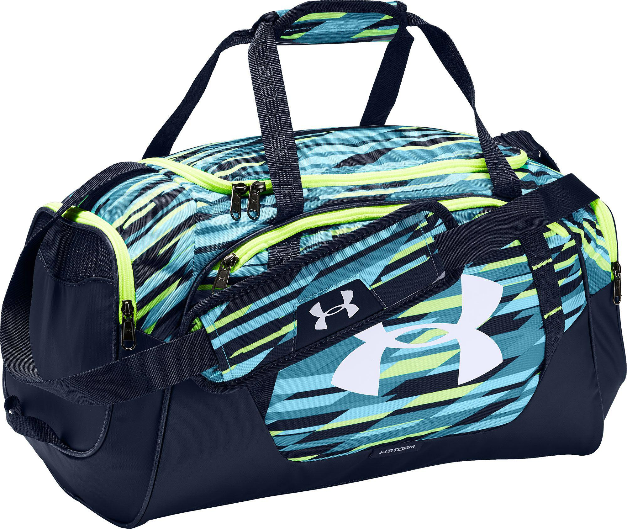 Lyst - Under Armour Undeniable 3.0 Small Duffle Bag in Blue for Men 4902a4e7df771