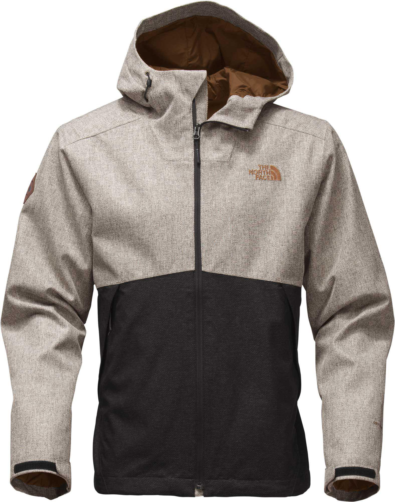 ... discount the north face multicolor millerton rain jacket for men lyst  7aaa1 91fc6 17824ee38