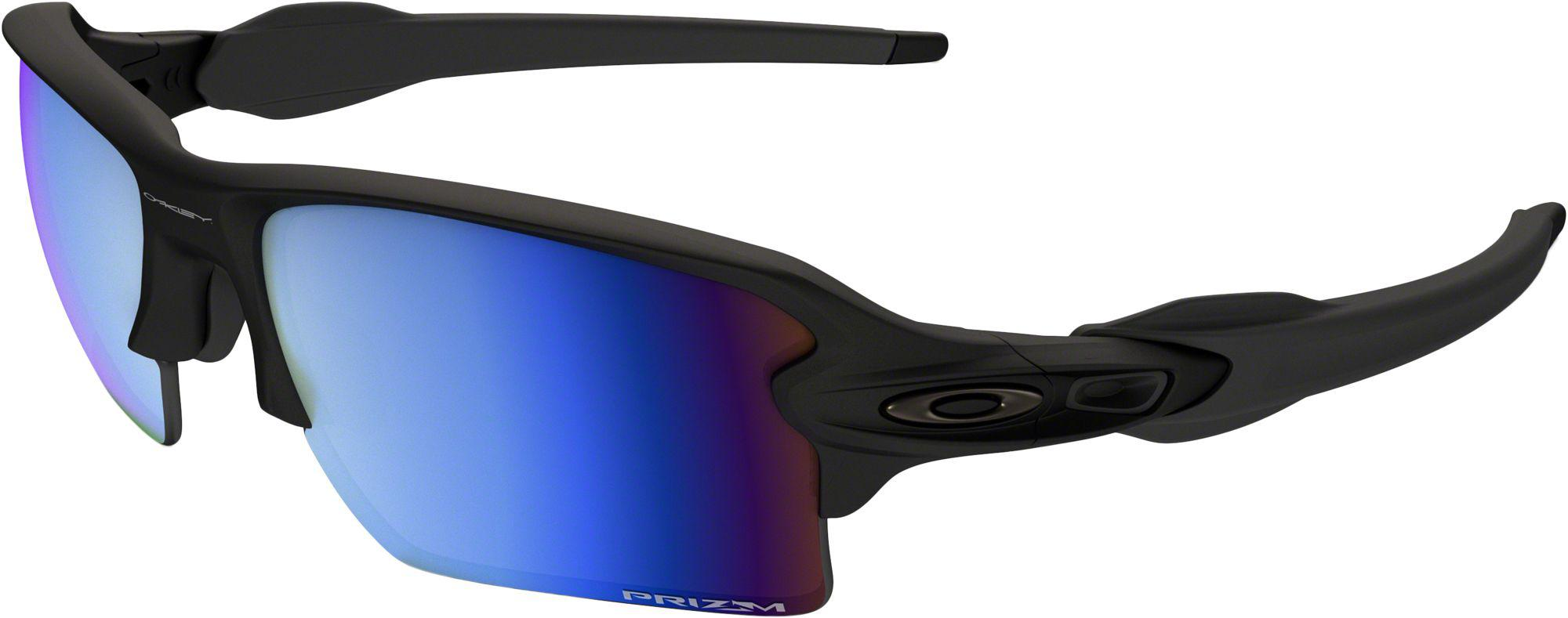 f6c09a36f2 Lyst - Oakley Flak 2.0 Xl Prizm Deep Water Polarized Sunglasses in ...