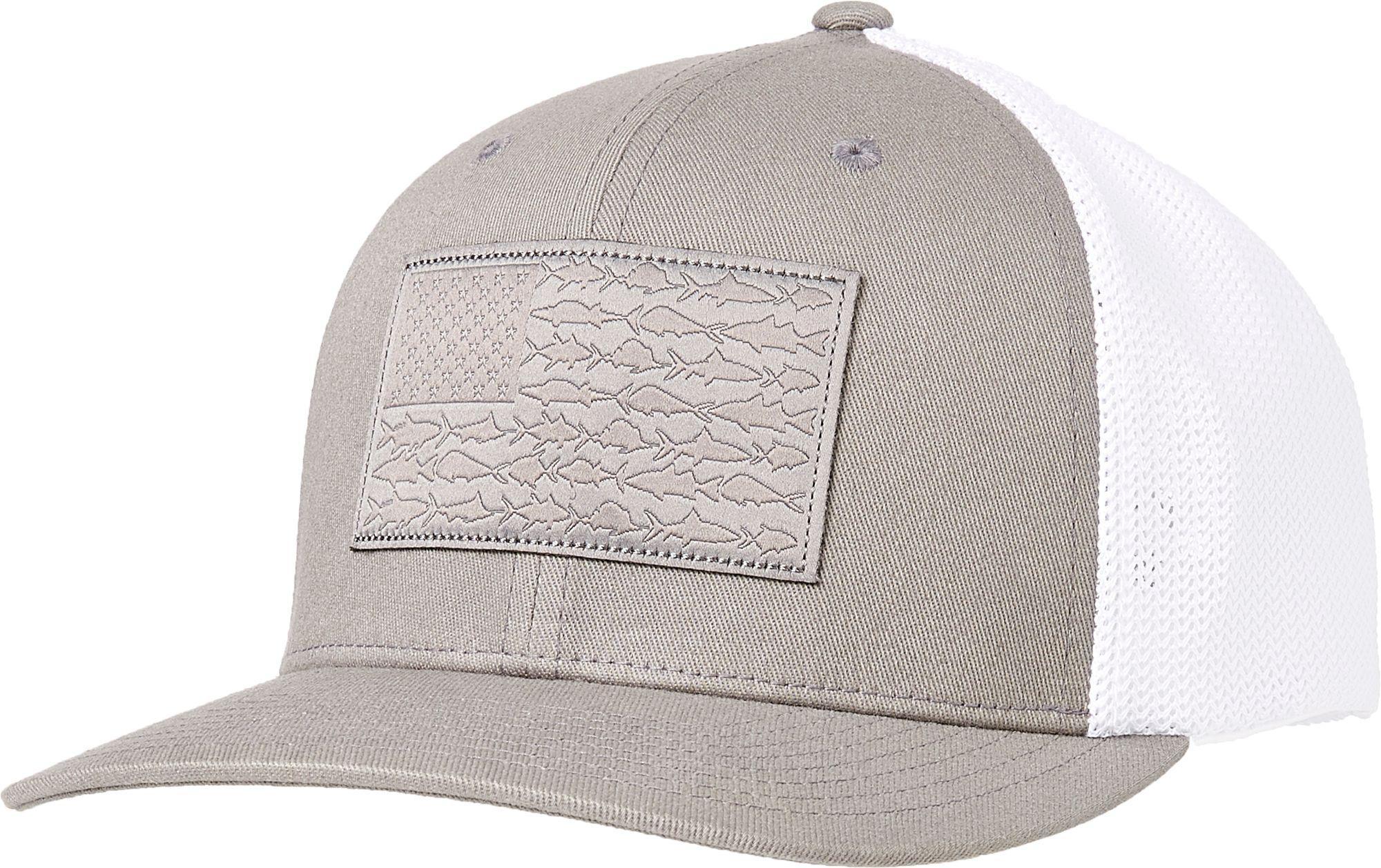 eb26da7c3c0 Lyst Columbia Pfg Mesh Ball Cap In White For Men