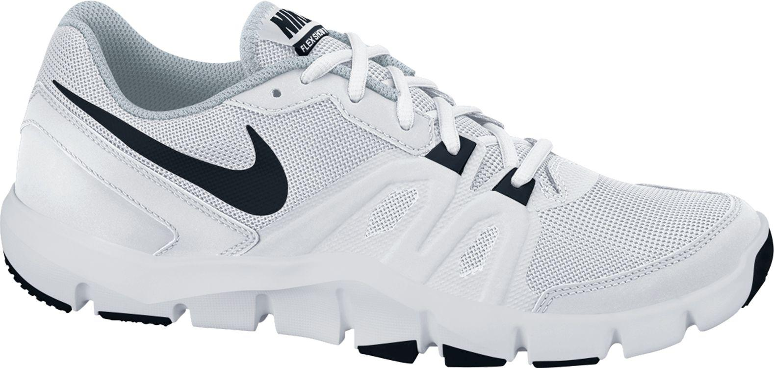 b88a6664da86 Lyst - Nike Flex Show Tr 4 Training Shoes in White for Men