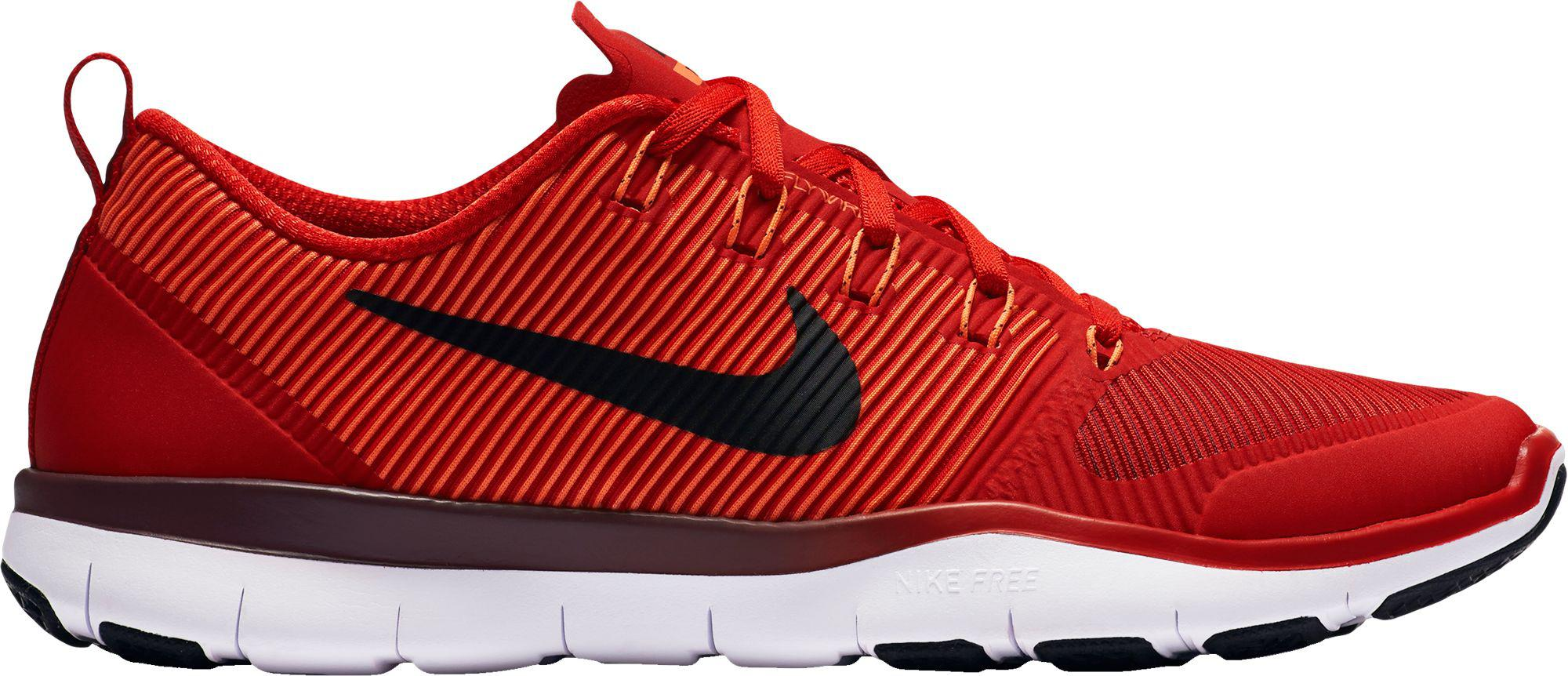 00ac5d962e62 ... shop nike red free train versatility training shoes for men lyst b6fca  f553a