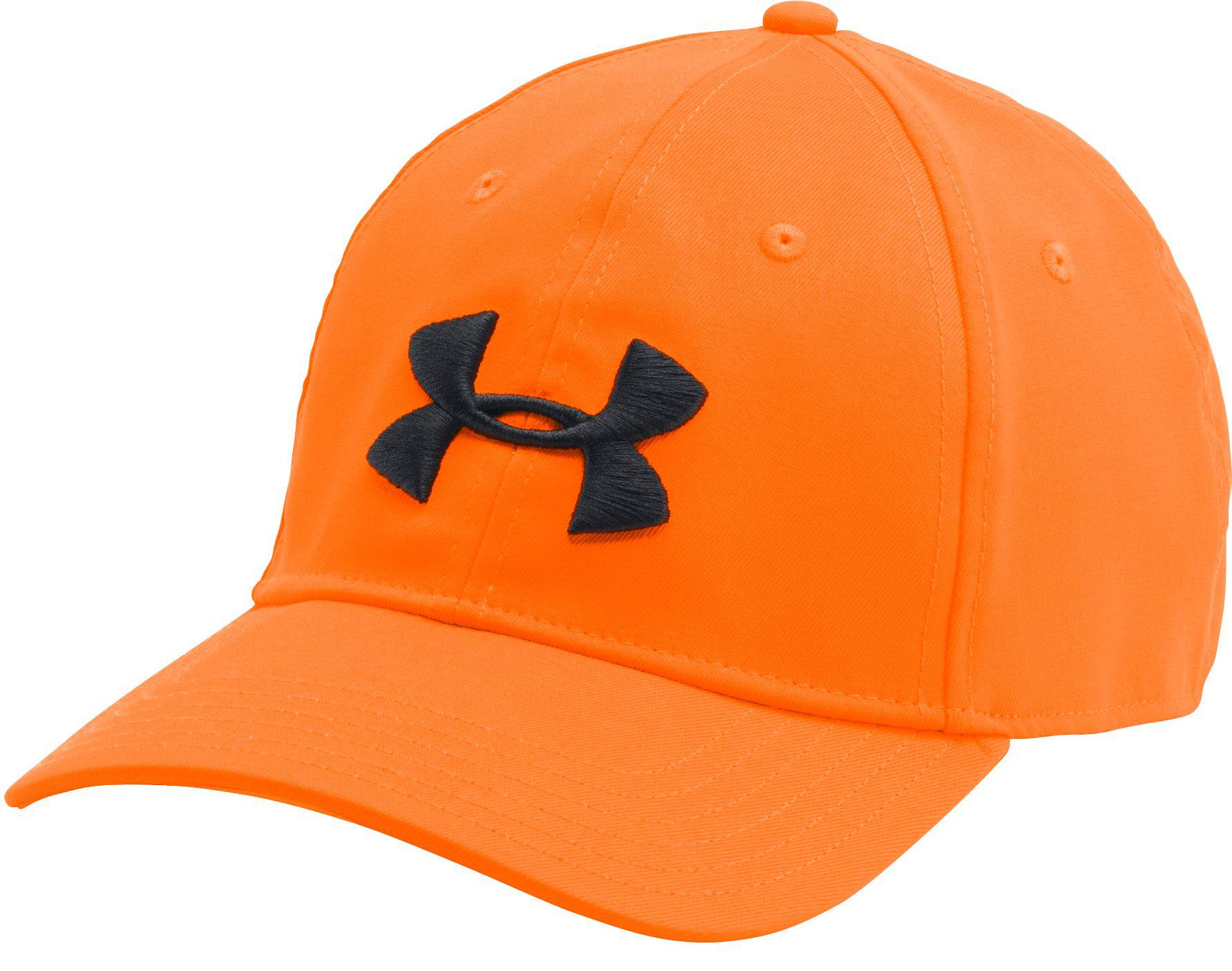 297167f2470 Lyst - Under Armour Camo 2.0 Hat in Orange for Men - Save 33%