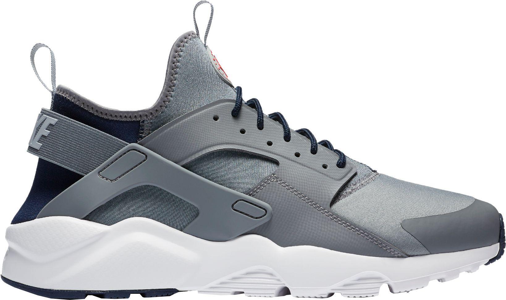 72aaf65ef55af Lyst - Nike Air Huarache Run Ultra Shoes in Gray for Men