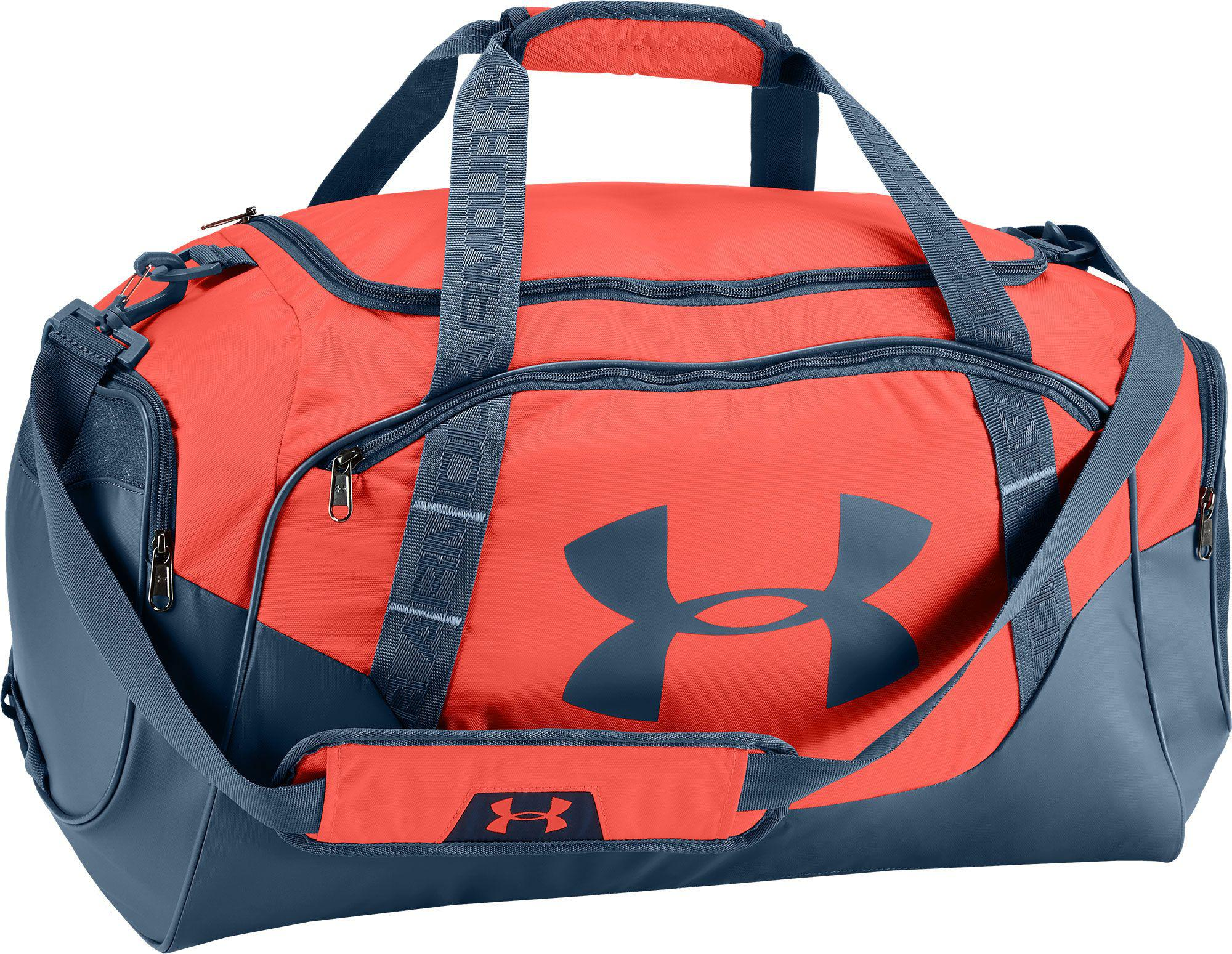 62c821864 Under Armour Undeniable 3.0 Medium Duffle Bag in Red for Men - Lyst