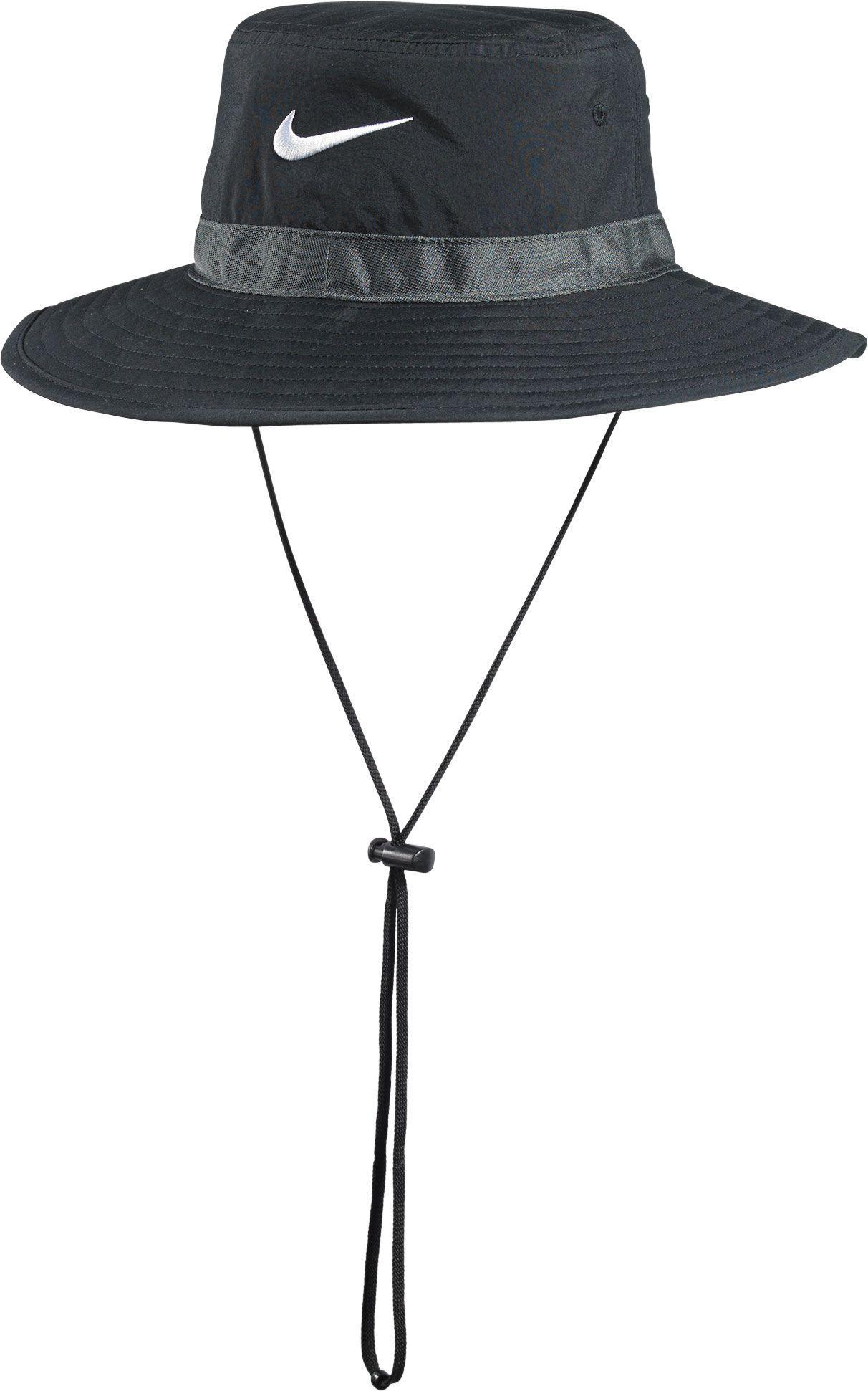 Lyst - Nike Sideline Bucket Hat in Black for Men b88c9459162