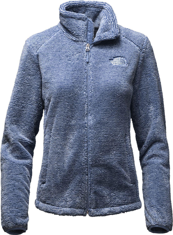 a1e5858a4 The North Face - Blue Osito 2 Fleece Jacket - Lyst