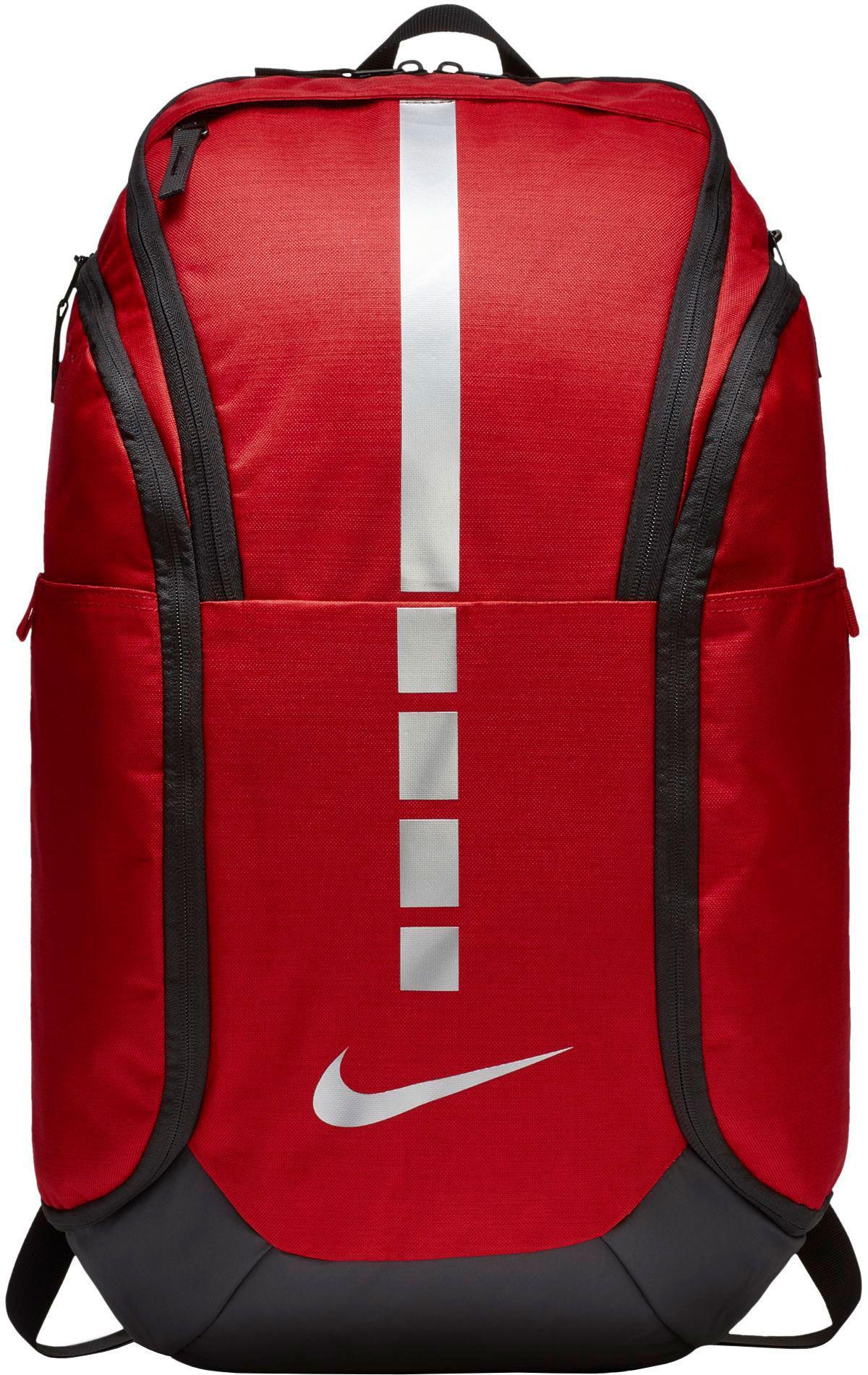 Lyst - Nike Hoops Elite Pro Basketball Backpack in Red for Men d5a5af387