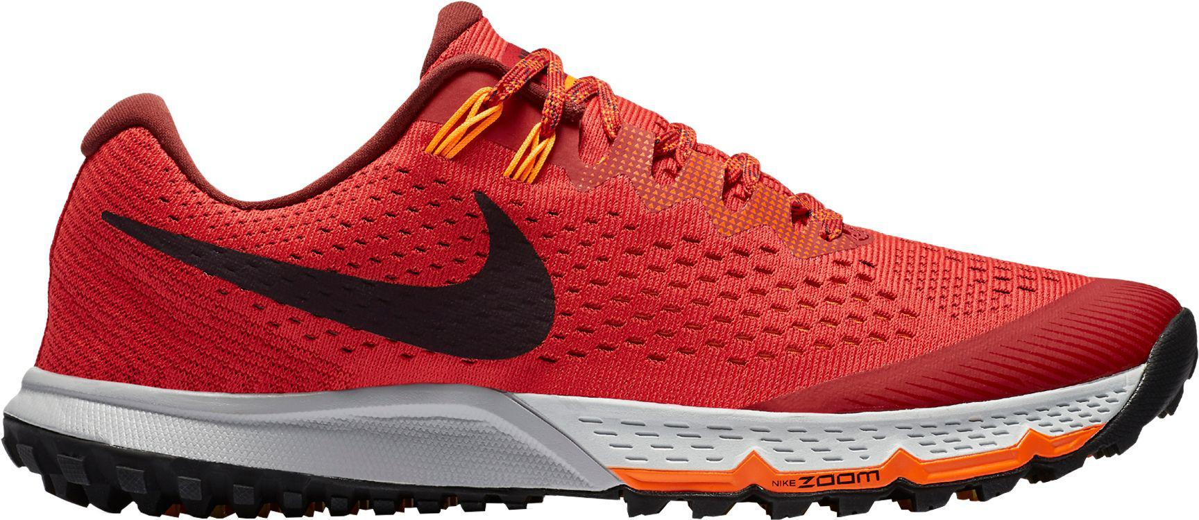 ff06e6216a28 Lyst - Nike Air Zoom Terra Kiger 4 Trail Running Shoes in Red for Men